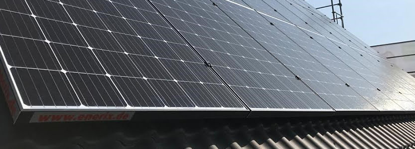 Enerix PV montagesysteme