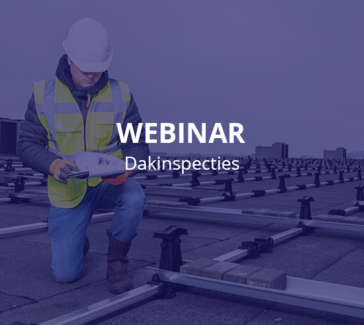 Webinar dakinspecties