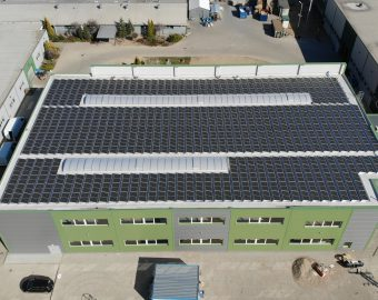 Sunline solar installs solar panels with FlatFix Fusion in Poland